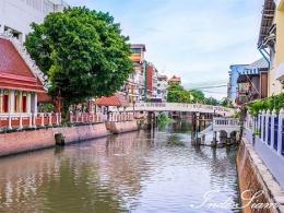 Canal, Bangkok