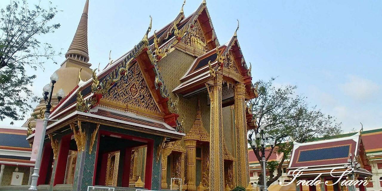 Wat Rajabopit, Bangkok