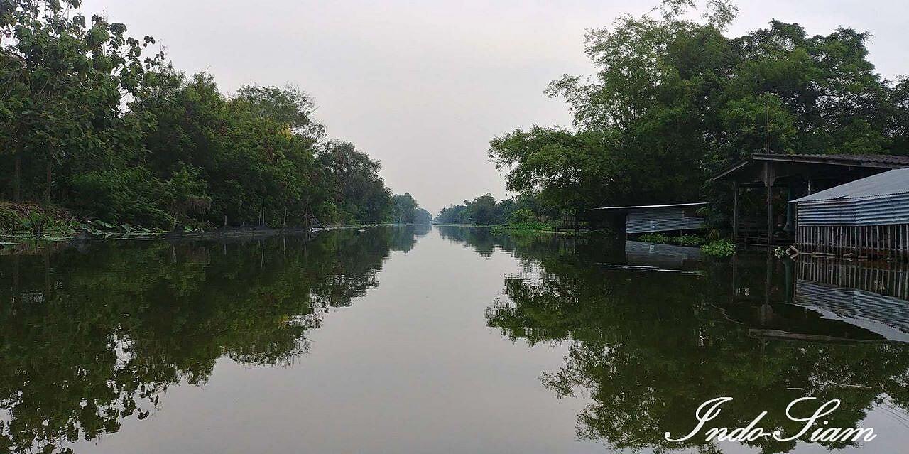 Canal de Maha Sawat