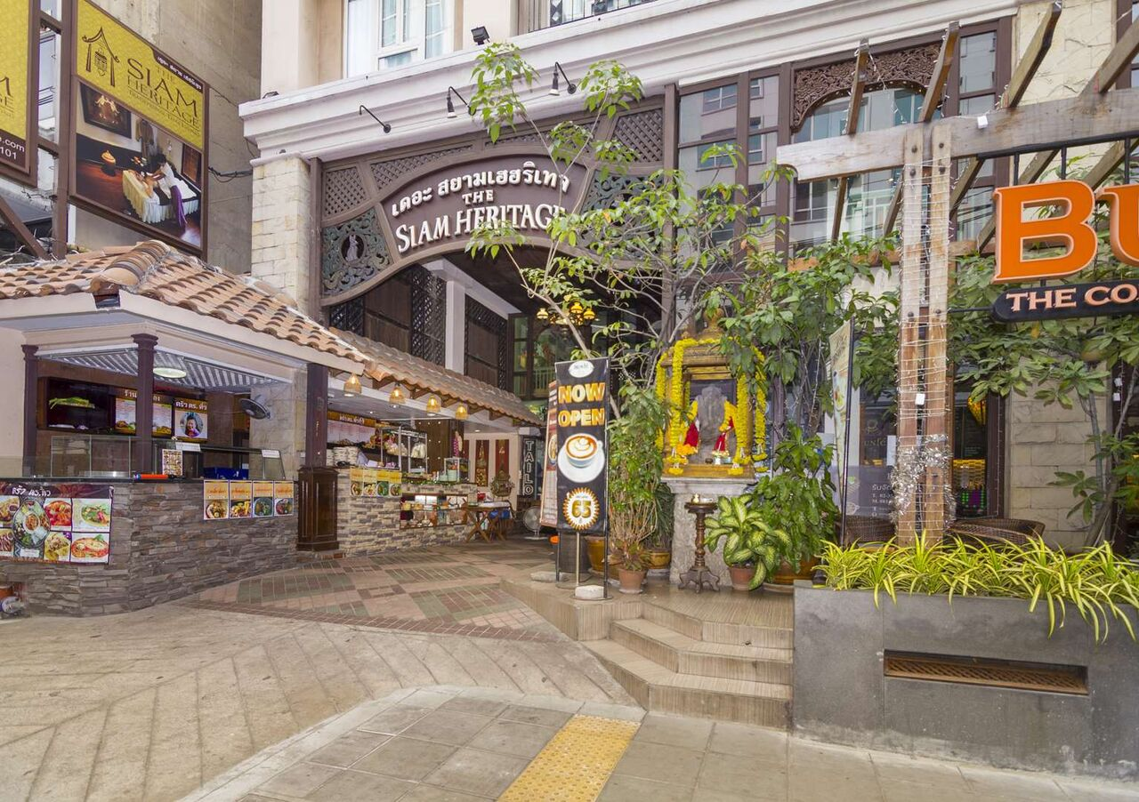 Siam Heritage Hotel