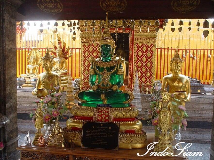 Doï Suthep, Chiang Maï
