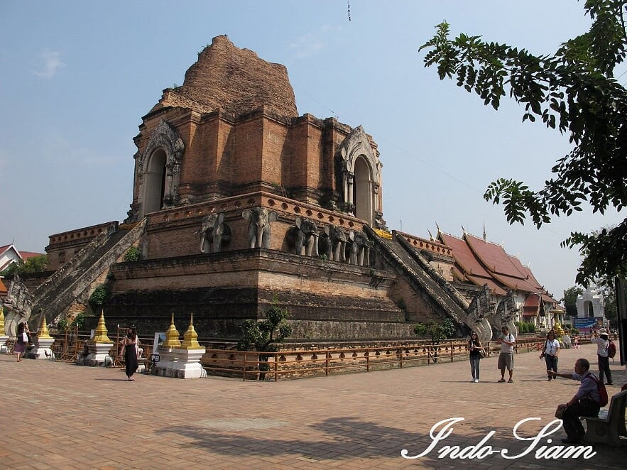 Wat Chedi Luang, Chiang Mai