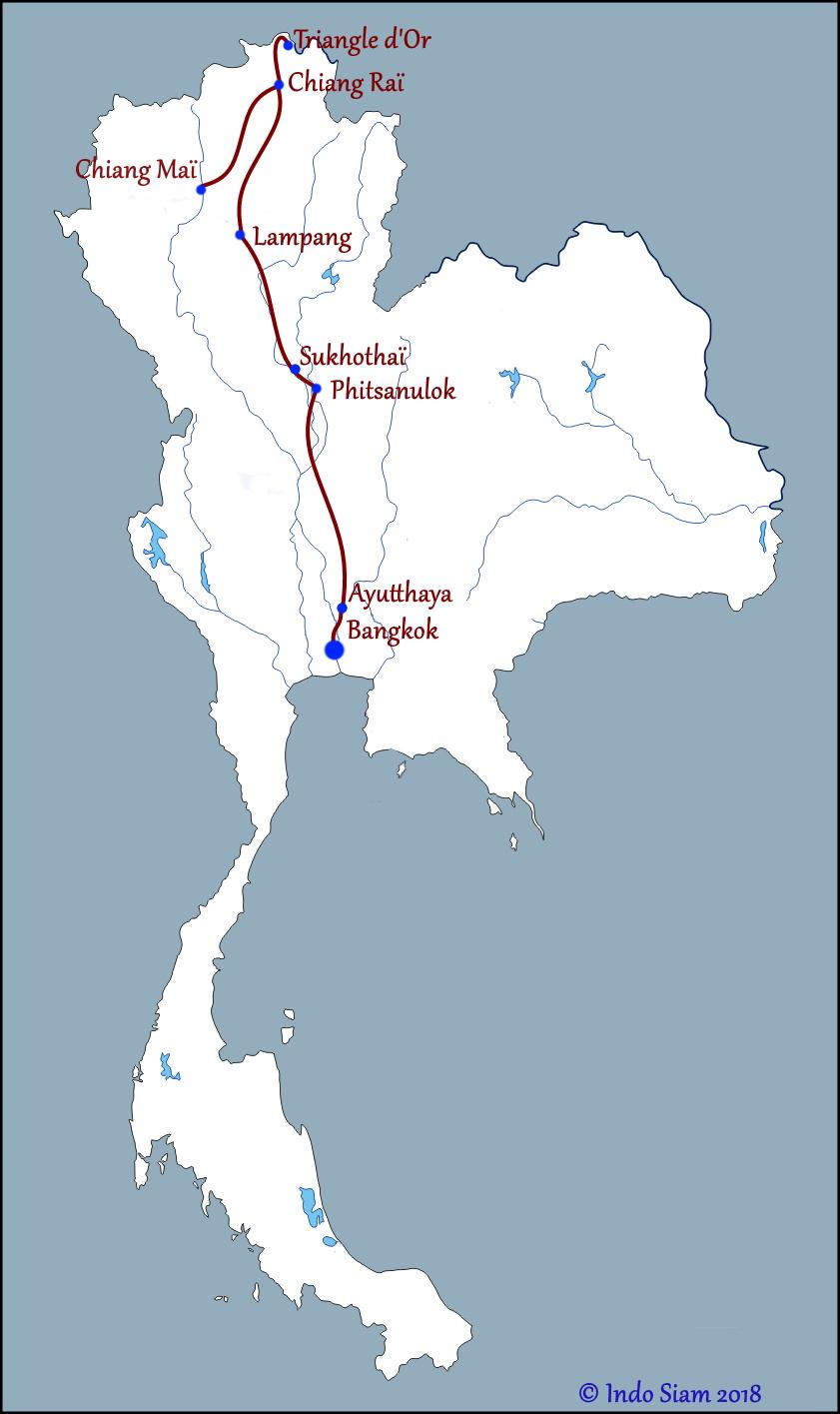 La Thailande en liberte