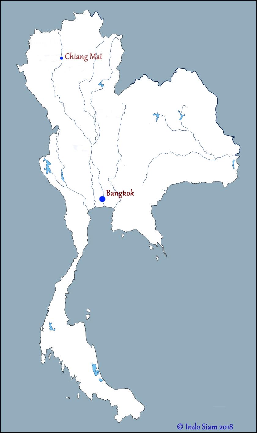 Escapade a Chiang Mai