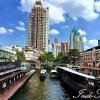 Canal à Bangkok