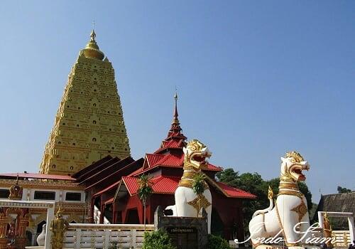 Pagode Buddhakaya, Sangkhlaburi
